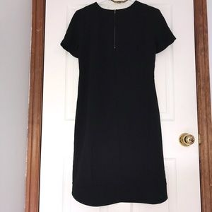 Topshop Tall Size 8 Black Office or Cocktail Dress